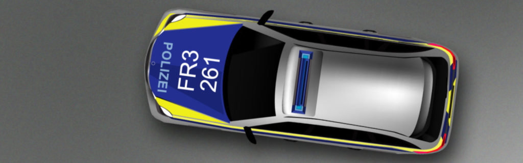 Polizei BW – Fahrzeug